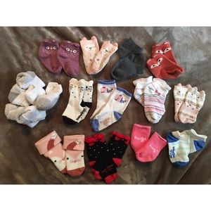 18 Pairs of Socks 🧦